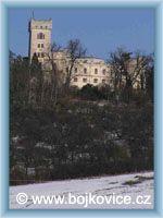Bojkovice - Zámek Nový Světlov