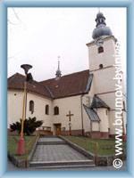 Brumov - Kostel sv. Václava