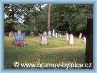 Brumov - Židovský hřbitov