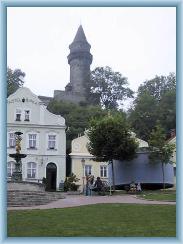 trambersk Trba - tramberk - msto Pbor Freud Pribor City