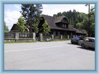 Velké Karlovice - fara