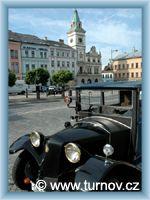 Turnov - Náměstí s Tatrou