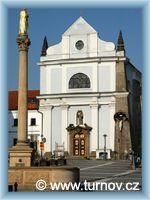 Turnov - Kostel sv. Františka