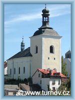 Turnov - Kostel sv. Mikuláše