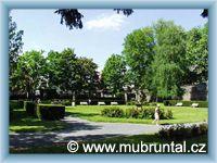 Bruntál - Zámecký park