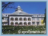 Jeseník - Lázeňský dům Priessnitz