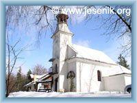 Jeseník - Kostel sv. Anny
