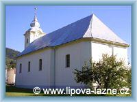 Lipová - Kostel