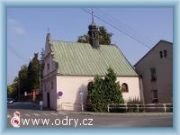Hřbitovní kaple sv. Rodiny
