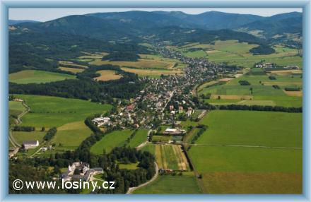 CLICK Seznamka a chat Velk Losiny - Google My Maps