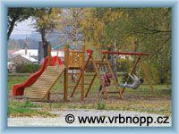 Vrbno pod Pradědem - Dětské hřiště