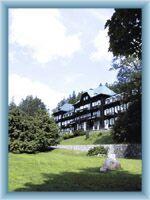 Lázně - Slezský dům v Karlově Studánce