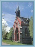 Kaple sv. Rocha v Ramzové