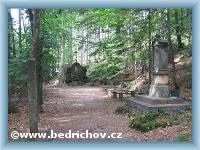 Křížová cesta na Vysokém hřebeni