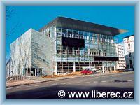 Liberec - Knihovna