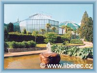 Liberec - Botanická zahrada