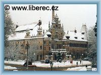 Liberec - Budova lázní