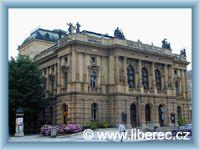 Liberec - Divadlo F.X.Šaldy
