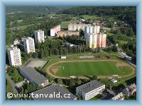 Tanvald - Městský stadion
