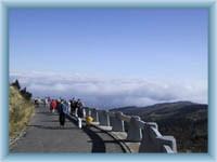 Ještěd - cesta na vrchol