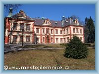 Jilemnice - zámek