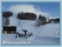 Ski areál Homole