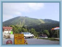 Čertova hora z Harrachova