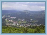Harrachov z Čertovy hory