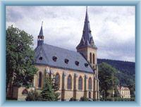 Kostel v Horním Maršově