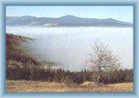 Pohled z Rýchorského hřebene