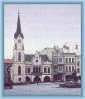 Náměstí v Trutnově
