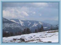 Přední Planina z Medvědína