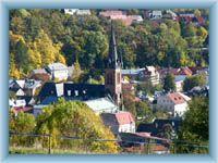 Kostel ve Vrchlabí