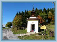 Kaplička Sv. Anny u Vrchlabí
