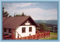 Chata u sjezdovky nedaleko Vysokého nad Jizerou