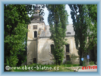 Blatenský kostel