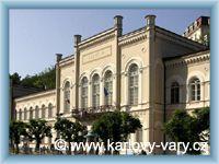 Karlovy Vary - Lázně