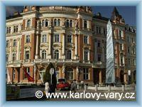 Karlovy Vary - Pošta