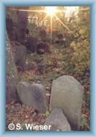 Židovský hřbitov v Kynšperku