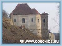 Libá - Kostel sv. Kateřiny