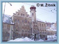 Jáchymov - radnice