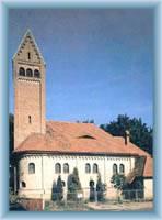 Kostel v Kynšperku