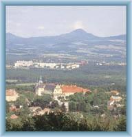 Pohled na Osek