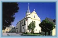 Ostrov - kostel sv. Michala