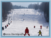 Ski areál Horní Podluží