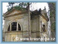 Krásná Lípa - Dittrichova hrobka
