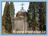 Krásná Lípa - Kaple Vlčí Hora