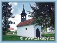 Zákupy - Kaple sv.Anny