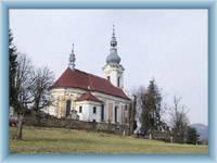 Kostel v Kytlicích