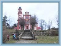 Kostel v Mařenicích